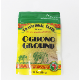 TRADITIONAL TASTE OGBONO GROUND