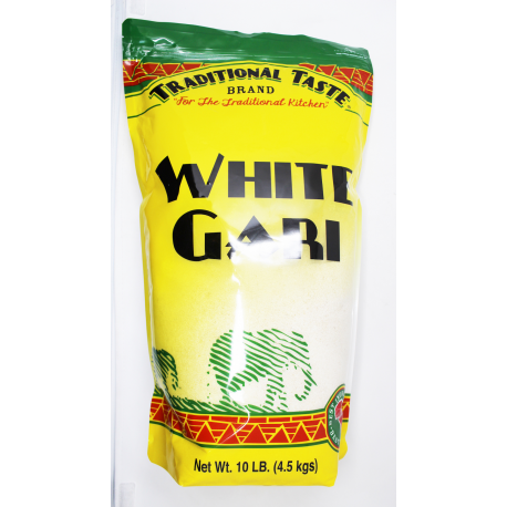 TRADITIONAL TASTE TASTE WHITE GARI