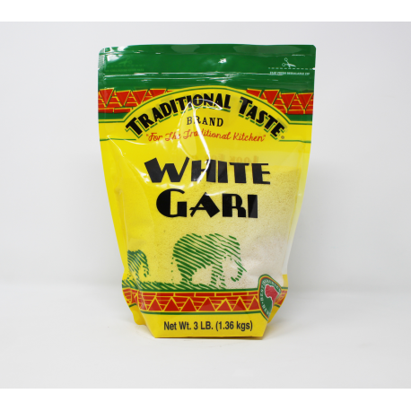 TRADITIONAL TASTETASTE WHITE GARI
