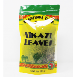 TRADITIONAL TASTE UKAZI LEAVES