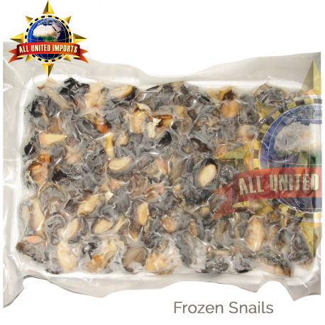 FROZEN SNAILS