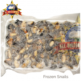 TRADITIONAL TASTE TASTE FROZEN SNAILS