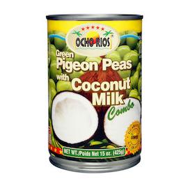 PIGEON PEAS W/COCONUT MILK