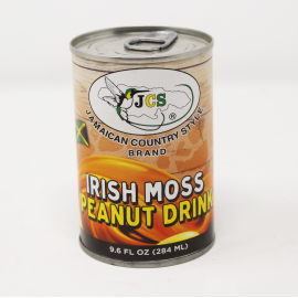 JCS PEANUT IRISH MOSS DRINK