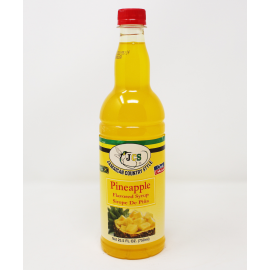 JCS PINEAPPLE SYRUP