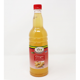 JCS GINGER SYRUP