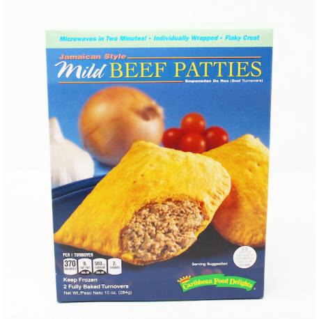 CFD  BEEF PATTIES [MILD]