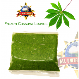 FROZEN KABEYA CASSAVA LEAVES