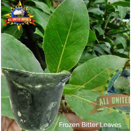 JKUB FROZEN BITTER LEAVES CUT NDOLE