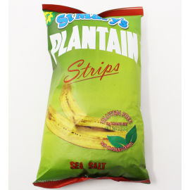 ST MARY'S SALTED PLANTAIN STRIPS