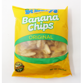 ST MARY'S BANANA CHIPS