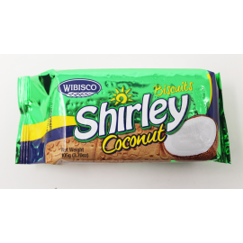 SHIRLEY BISCUITS COCONUT FLAVOR