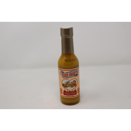 MARIE SHARP`S HOT PEPPER SAUCE W/ORANGE PULPANGE PULP