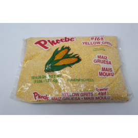 PHOEBE NO.16 YELLOW GRITS
