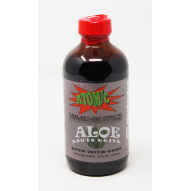 ATOMIC ALOE ROOT DRINK