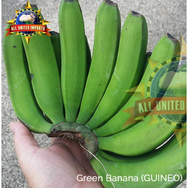 GREEN BANANA (GUINEO)