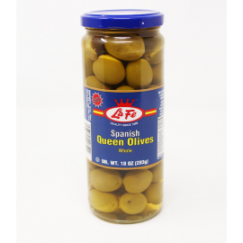SPANISH QUEEN OLIVES WHOLE
