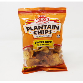 SWEET PLANTAIN CHIPS [MADURITOS]