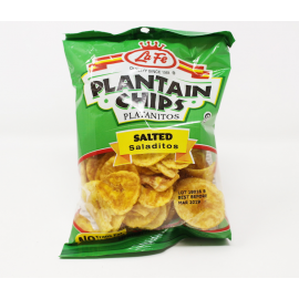 PLANTAIN CHIPS SALTED