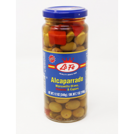 OLIVES ALCAPARRADO