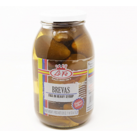 BREVAS FIGS IN HEAVY SYRUP