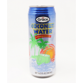COCONUT WATER W/PULP JELLY
