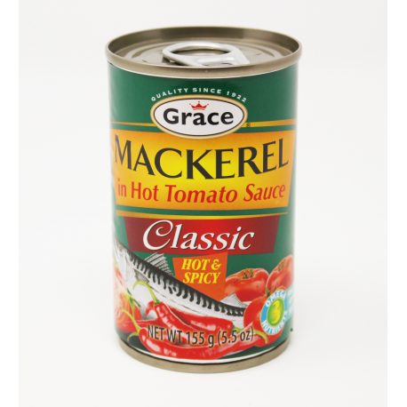MACKEREL HOT & SPICY TOMATO SAUCE