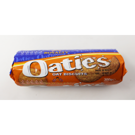 ROYALTY OATIES OAT BISCUITS