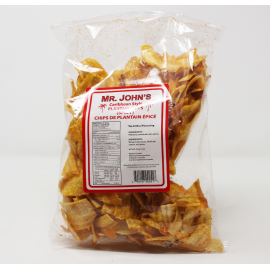 MR JOHN'S SPICY PLANTAIN STRIPS