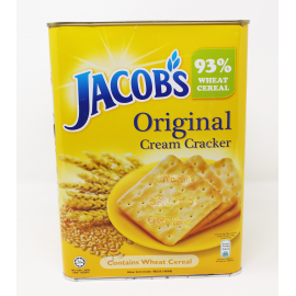 JACOB'S CREAM CRACKERS
