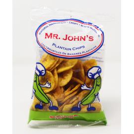 MR JOHN'S REGULAR PLANTAIN CHIPS
