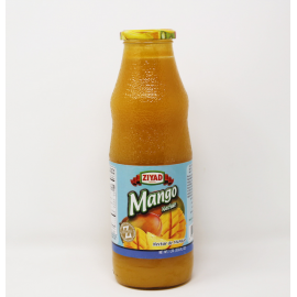 ZIYAD MANGO NECTAR [GLASS BOTTLE]