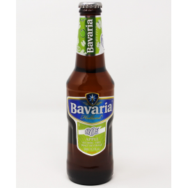 BAVARIA MALT BEVERAGE APPLE