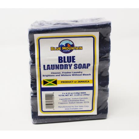 BLUE POWER LAUNDRY SOAP