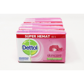 DETTOL SOAP SKIN CARE [PINK]