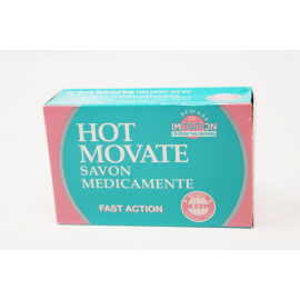HOT MOVATE MEDICATED SOAP