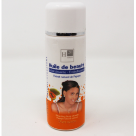 H20 NATURAL PAPAYA BODY LOTION