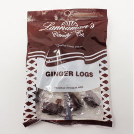 LANNAMANS GINGER LOGS