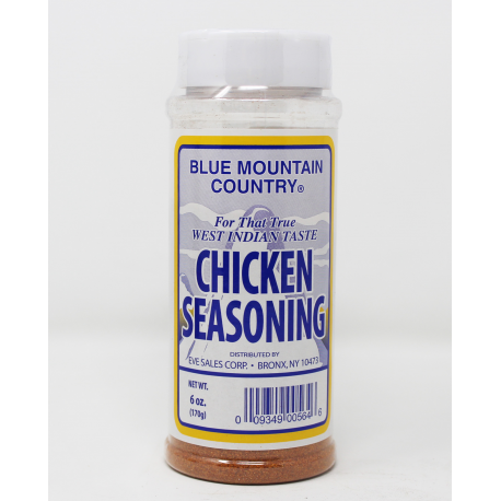 BM CHICKEN SEASONING