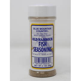 BM FISH SEASONING