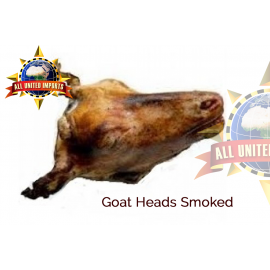 GOAT HEADS SMOKED
