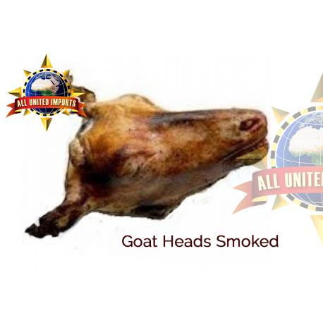 GOAT HEADS SMOKED