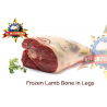 FROZEN LAMB BONE IN LEGS