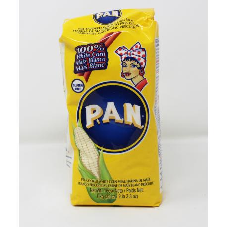 PAN HARINA